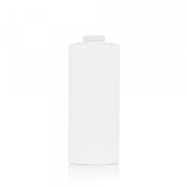 1000 ml fles Sauce Round MIX LDPE/HDPE wit 38.400
