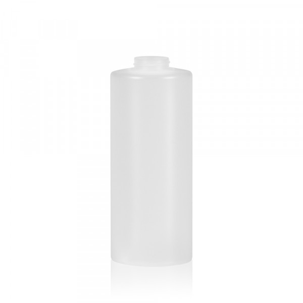 1000 ml fles Sauce Round MIX LDPE/HDPE naturel 38.400