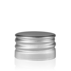 Aluminium schroefdop + EPE inlage 1 mm 24.410