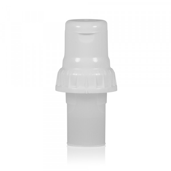 One2Dose Liquid Doseerdop PP 20 ml wit