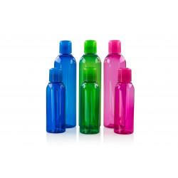 Basic Round PET flessen kleur