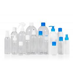 Basic Round PET flessen