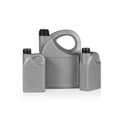 Oil PE flessen