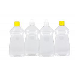 Wash PET flessen