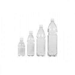 Water PET flessen