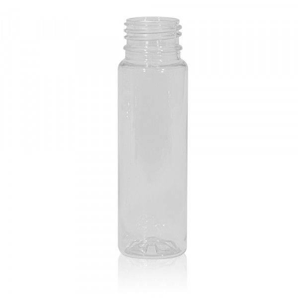 100 ml sapfles Juice mini shot PET transparant 28PCO