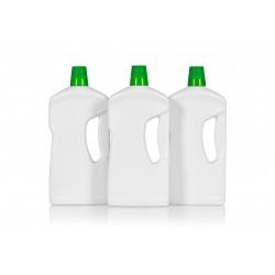 Cleaner PE flessen