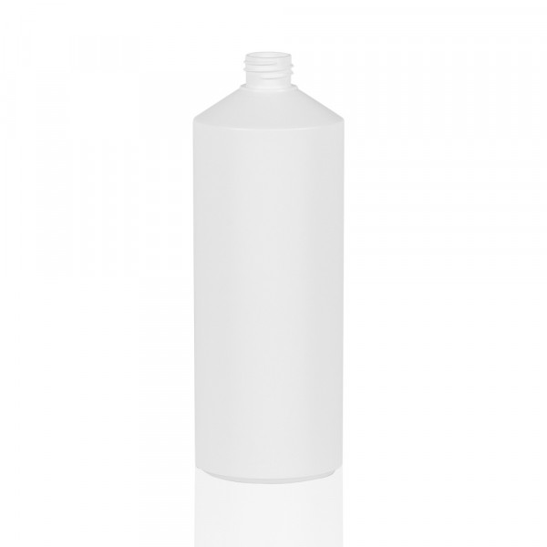 1000 ml fles Combi HDPE wit 28.410
