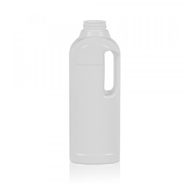 1000 ml fles Multi HDPE wit 567