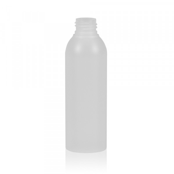 150 ml fles Basic Round HDPE naturel 24.410