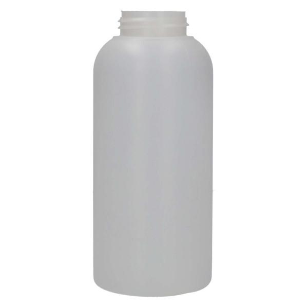 500 ml fles Compact round HDPE naturel 567