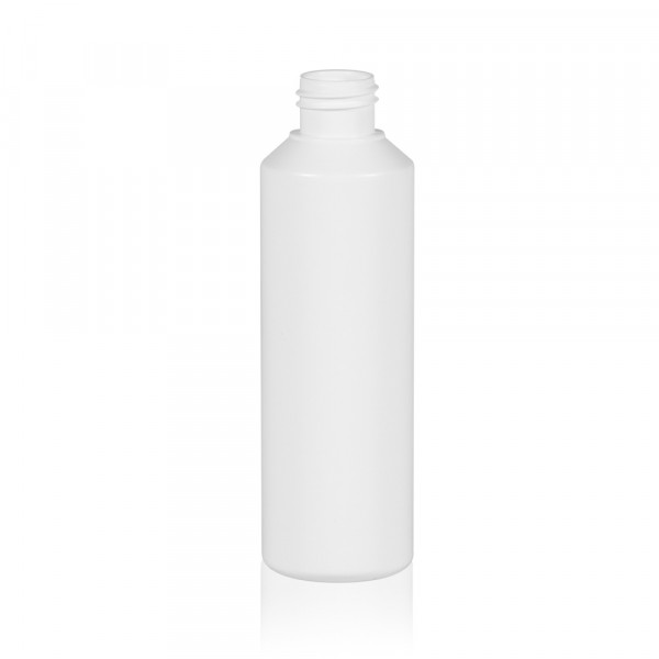 250 ml fles Combi HDPE wit 28.410