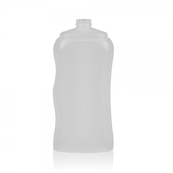 250 ml fles Shower HDPE naturel