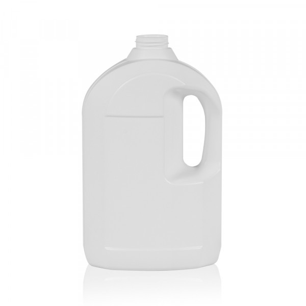 3000 ml fles Multi HDPE wit 567