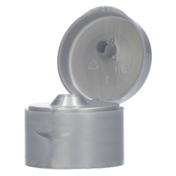 Klepdop PP zilver 28.410