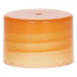 Gladde Schroefdop PP Oranje 28.410