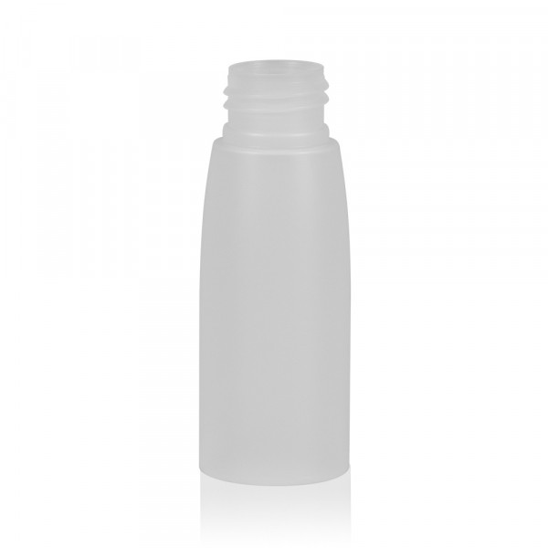 50 ml fles Dune HDPE naturel 24.410