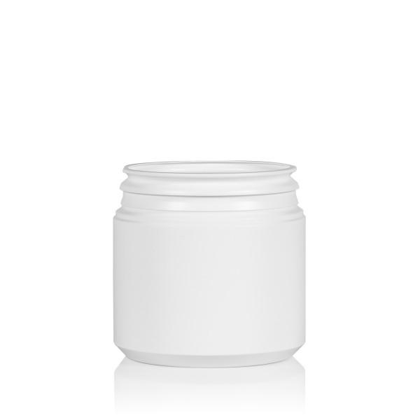 50 ml Pharma cylinder HDPE wit