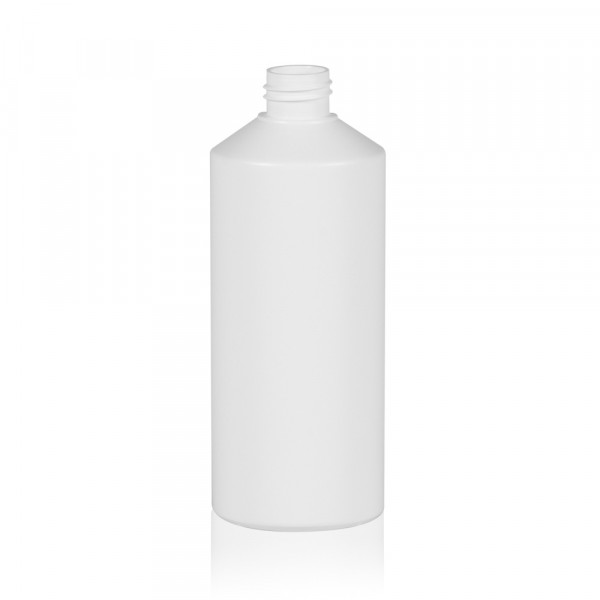 500 ml fles Combi HDPE wit 28.410