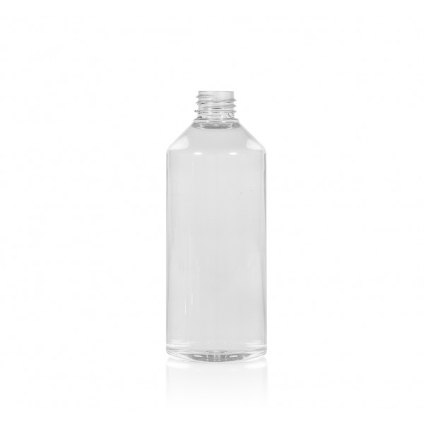 500 ml fles Combi PET transparant 28.410