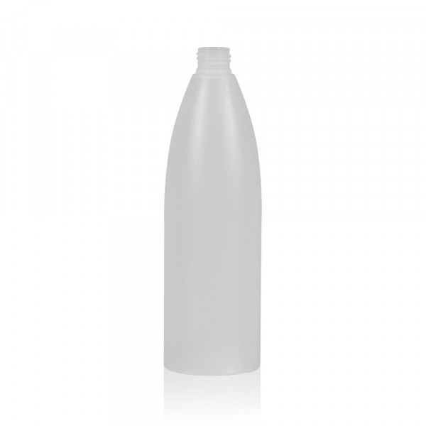 500 ml fles Dune HDPE naturel 24.410