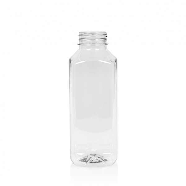 500 ml sapfles Juice Square PET transparant