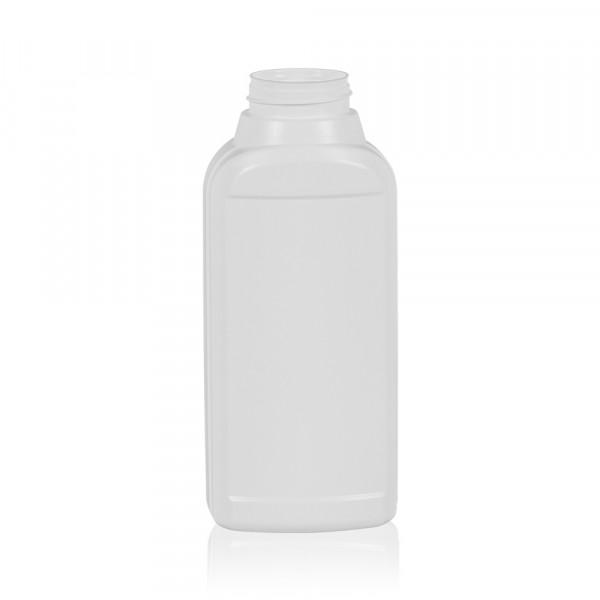 500 ml fles Multi HDPE wit 567