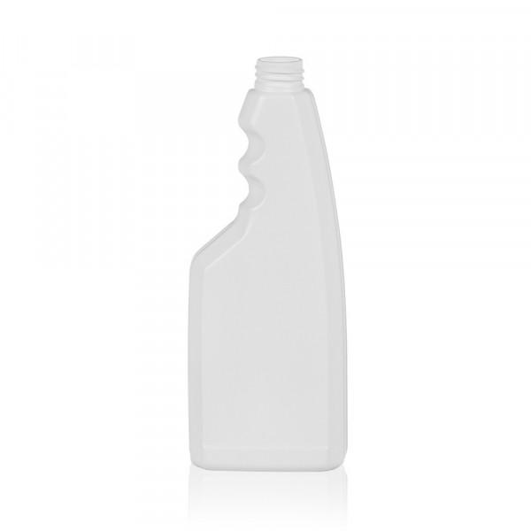 500 ml fles Multi Trigger HDPE wit 28.410