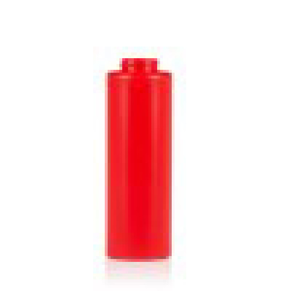 500 ml knijpfles Sauce round MIX LDPE-HDPE rood 38.400