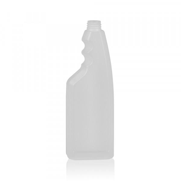 750 ml fles Multi Trigger HDPE naturel 28.410