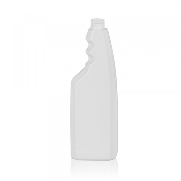 750 ml fles Multi Trigger HDPE wit 28.410