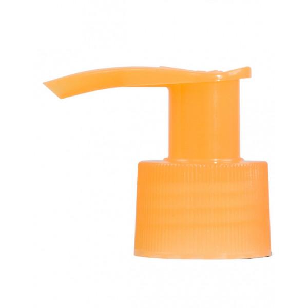 Dispenserpomp PP oranje 24.410