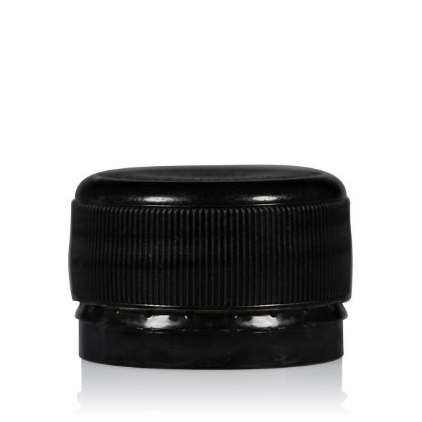 Garantiedop zwart 28PCO