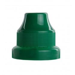 Kindveilige dop + plug PP groen 603