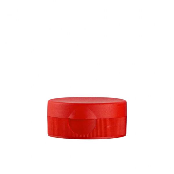 Klepdop + membraan PP rood 38.400