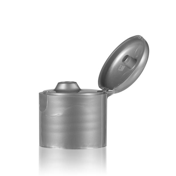 Klepdop PP zilver 24.410
