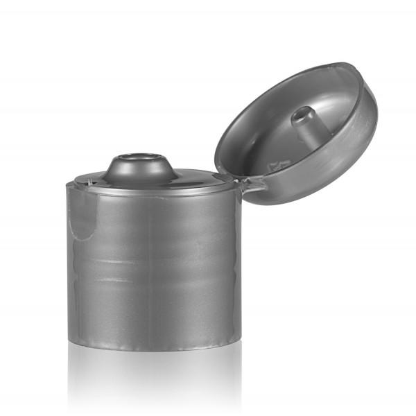 Klepdop hoge uitvoering zilver 24.410
