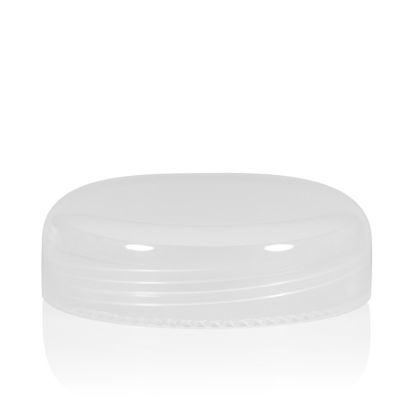 Schroefdeksel Glossy 8 ml PP naturel