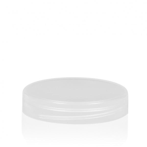 Schroefdeksel Glossy sharp 25 ml PP naturel