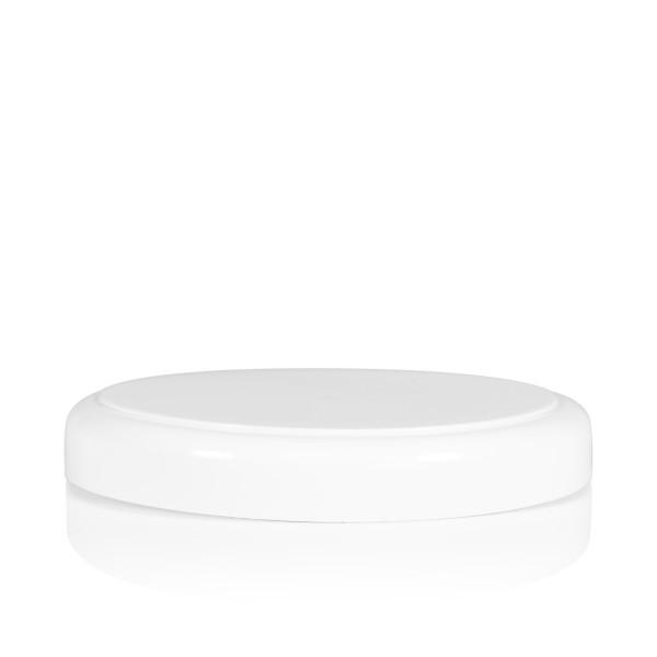 Schroefdeksel Soft cylinder 100 mm wit