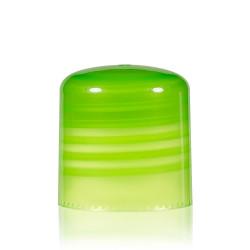 Schroefdop PP groen 24.410