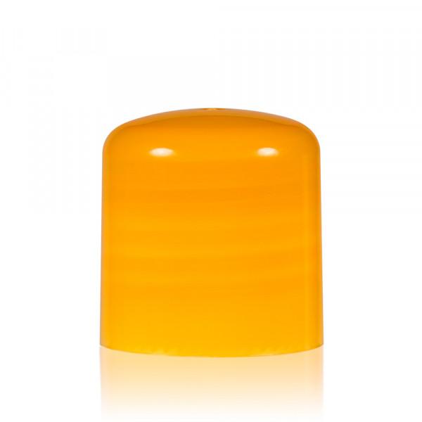 Schroefdop PP oranje 24.410