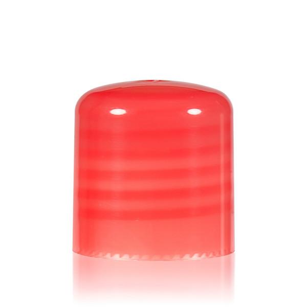 Schroefdop PP rood 24.410