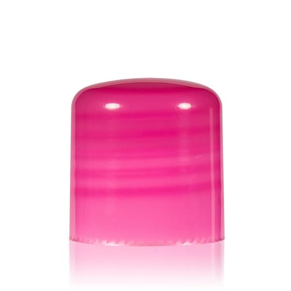 Schroefdop PP roze 24.410