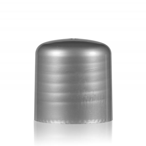 Schroefdop PP zilver 24.410