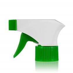 Triggerpomp PP wit/groen 28.410